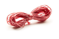 Red string Stock Photo