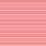 Red stripe seamless pattern Stock Photography