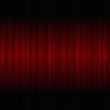 Red striped backdrop Royalty Free Stock Photos