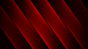 Red Stripes background illustration Stock Images