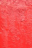 Red Stucco Royalty Free Stock Photos