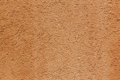Red stucco texture Royalty Free Stock Images