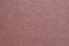 Red stucco wall background Stock Image