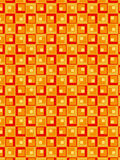 Red Style Vector Pattern Stock Image