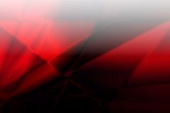 Red stylish abstract background Stock Images