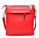 Red stylish women bag Royalty Free Stock Photos