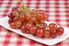Red Sultana Grape Royalty Free Stock Photography