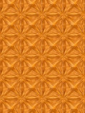 Red sun/star pattern. Red sun & star pattern floor or ceiling stock illustration