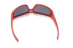 Red sunglasses Royalty Free Stock Image