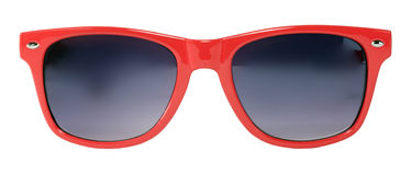 Free Red Sunglasses Royalty Free Stock Photos - 20631448