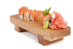 Free Red Sushi  Dragon Royalty Free Stock Photography - 17207337