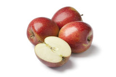 Red sweet apples Stock Photography