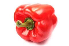 Red sweet pepper Stock Photos
