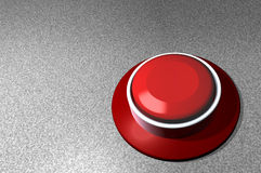 Red Switch,free copy space Stock Images