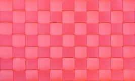 Red tablecloth pattern Royalty Free Stock Photos