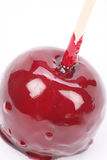 Red Taffy Apple Stock Photography
