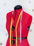 Red Tailors Dummy Royalty Free Stock Photography