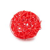 Red tangle. Stock Photos