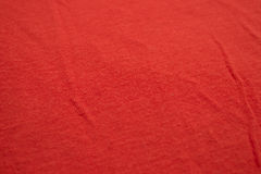 Red Tank top Stock Photography