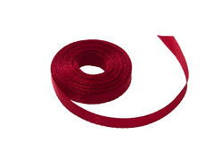 Red tape Stock Photos