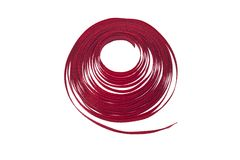 Red tape Royalty Free Stock Photography