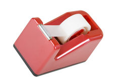 Red Tape Dispenser 2 Stock Images