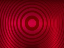 Red target Royalty Free Stock Images