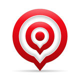 Red Target Stock Photos