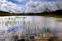 Red Tarn Stock Images