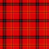 Red tartan Royalty Free Stock Images