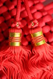 Red Tassel Royalty Free Stock Images