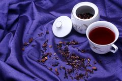 Red tea Royalty Free Stock Photos