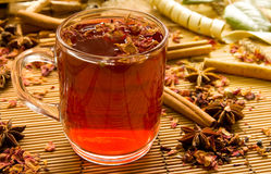 Red tea Stock Photos
