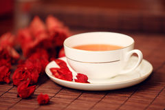 Red tea Stock Images