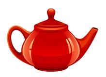 Free Red Teapot Stock Photos - 190059693