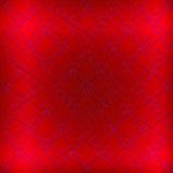 Red Technical background  Stock Image