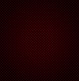 Red technology background with seamless perforated Royalty Free Stock Photos
