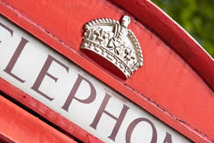 Red Telephone Box Stock Photos
