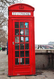 Red Telephone Box London Stock Photos