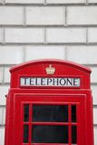 Red Telephone Box, London Stock Photos