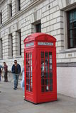 Red telephone box, London Stock Images