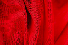 Red textile Stock Images