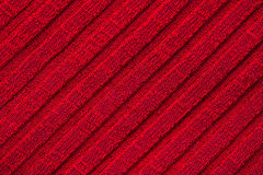 Red textile Stock Photos