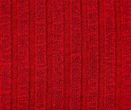 Red textile Royalty Free Stock Image