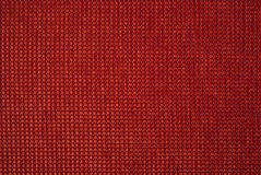 Red textile pattern Stock Image
