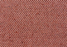 Red textile pattern. Abstract background and texture for design Royalty Free Stock Photos