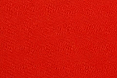 Red textile texture Royalty Free Stock Photos