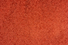 Red textile texture detailed Stock Images