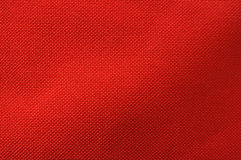The red texture. The red color surface of nonwoven fabric for  the background Royalty Free Stock Image