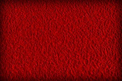 Red texture Stock Photography